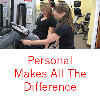 Personal makes all the difference